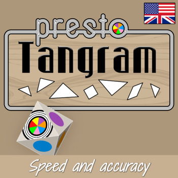 PRESTO TANGRAM - Speed and accuracy
