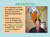 PRETERITE vs IMPERFECT interactive powerpoint