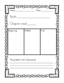PREVIEW- Graphic Organizers for Reading