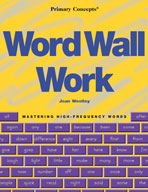 Word Wall Work