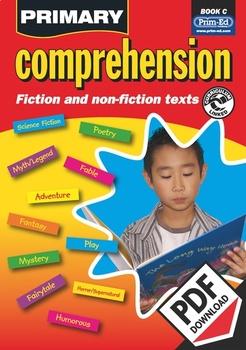 PRIMARY COMPREHENSION: BOOK C EBOOK (Y3/P4)