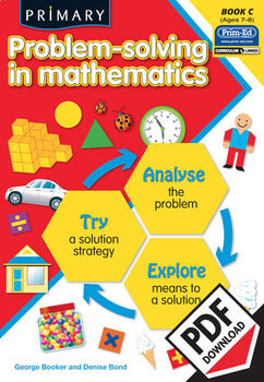 PRIMARY PROBLEM-SOLVING IN MATHEMATICS: BOOK C EBOOK (Y3/P4)