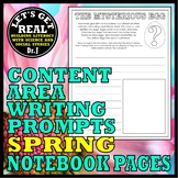 PRIMARY WRITING PROJECTS FOR SPRING
