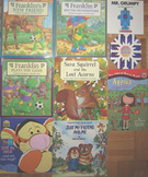 WINNIE THE POOH manners MR GRUMPY APPLES FRIENDSHIP Franklin INCLSHIPPING