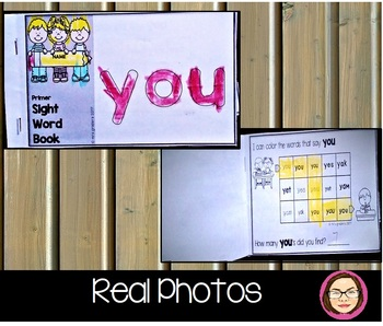 PRIMER DOLCH SIGHT WORDS MINI BOOKS AND WATCH