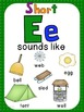 PRINT AND PRACTICE Word Family Book! Short Vowel E BUNDLE