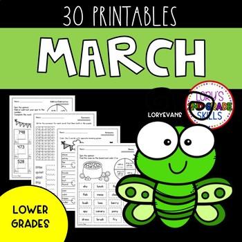 PRINT it & Teach! MARCH