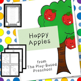 Apples: Five Happy Apples Poem