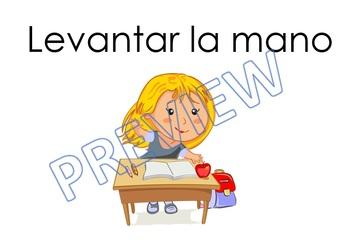 PRINTABLE SPANISH CARDS! Para clase!