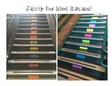 Testing Motivation PRINTABLE Staircase Motivation - Test Prep