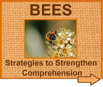 PRINTABLE - Strategies That Strengthen Comprehension
