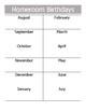 PRINTABLE TEACHER GRADEBOOK & PLANNER: Simple (Blue)