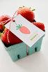 PRINTABLE Valentine Fruit Tags