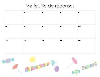 PROBABILITÉS - 2e cycle - Cartes à tâches