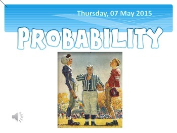 PROBABILITY - EXTENSION