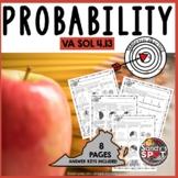 PROBABILITY  GRADE 4 VIRGINIA SOL 4.13