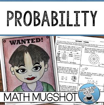 "PROBABILITY - ""MATH MUGSHOT"""
