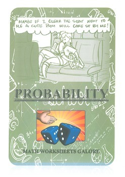 PROBABILITY WORKBOOK / WORKSHEETS