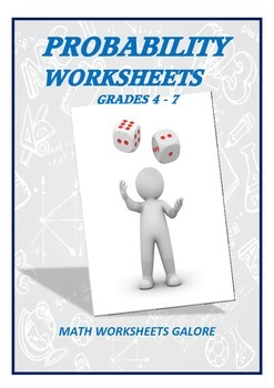 Probability Worksheets Grade 4 Teaching Resources | Teachers Pay ...