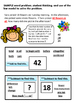 Word Problems using a Bar Model - 2nd and 3rd Grades