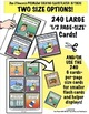 PROBLEM SOLVING ILLUSTRATED! MEGA COMBO!  240 Cards! Problems & Questions!