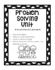 7 WEEKS OF  PROBLEM SOLVING LESSON PLANS, PRINTABLES AND MORE