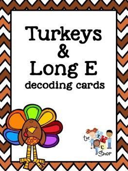 Turkeys and Long E decoding cards