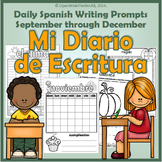 Spanish Daily Writing Journal for Elementary - FALL Edition