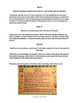 PROJECT-BASED: CREATE A BOOK OF THE DEAD LESSON; COMMON CORE HISTORY; EGYPT