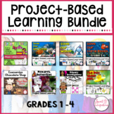 PROJECT BASED LEARNING BUNDLE: Grades 1 - 4
