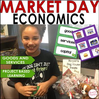 PROJECT BASED LEARNING ECONOMICS: Market Day Economics