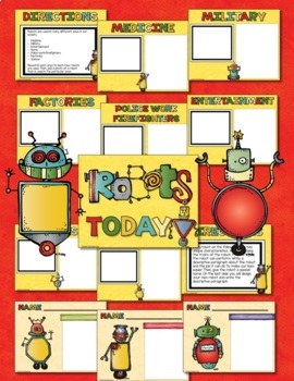 PROJECT BASED LEARNING: Robots in Our Lives With STEM