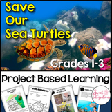 SAVE THE SEA TURTLES | PROJECT BASED LEARNING SCIENCE ACTIVITIES