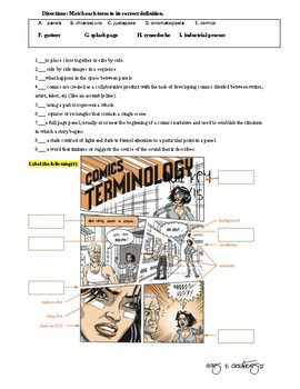 PROJECT BASED LEARNING USING COMIC BOOKS/GRAPHIC NOVELS