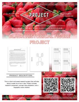 PROJECT - Black Historical Figures (Social Studies)