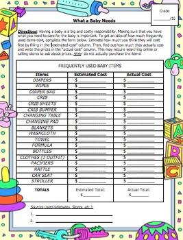 """PROJECT: """"Flour Baby"""" Child Development/Parenting"""