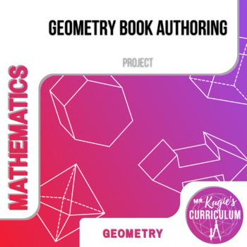 PROJECT - Geometry Books (Math)