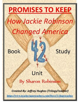 PROMISES TO KEEP CCSS 65 Page Comprehension/Assessment Non-Fiction Book Study