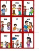 PRONOUNS for Beginners - Posters, Picture Cards and Notebo