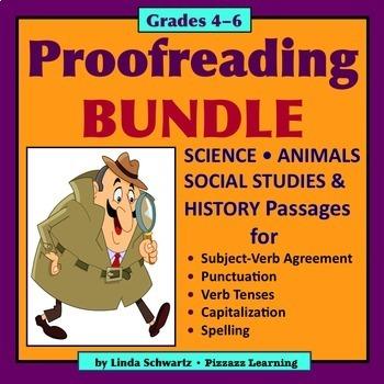 PROOFREADING  BUNDLE #1