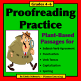 PROOFREADING PRACTICE: PLANTS • GRADES 4–6