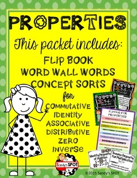 PROPERTIES PRACTICE PACKET
