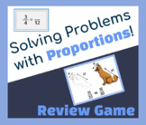 PROPORTIONS Review Game (Google Slides)