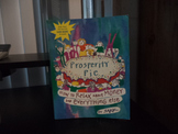 PROSPERITY PIE  BY SARK  ISBN 0-7432-2920-7