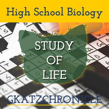 PROTISTA CROSSWORD / STUDY OF LIFE