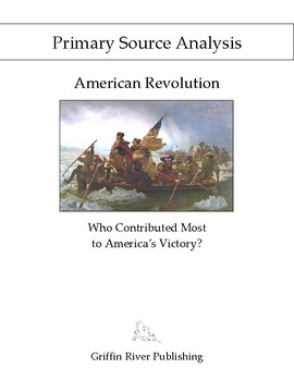 PSA: American Revolution - Who Contributed Most to America's Victory?