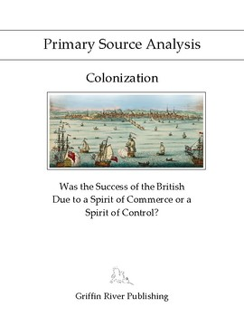PSA: Colonization – Was the Success of the British Due to a Spirit...