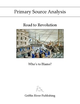PSA: Road to Revolution -  Who's to Blame?