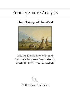 PSA: The Closing of the West – Was the Destruction of Native...