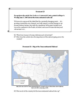 PSA: Westward Expansion – Was it a Time of Development or Disaster?